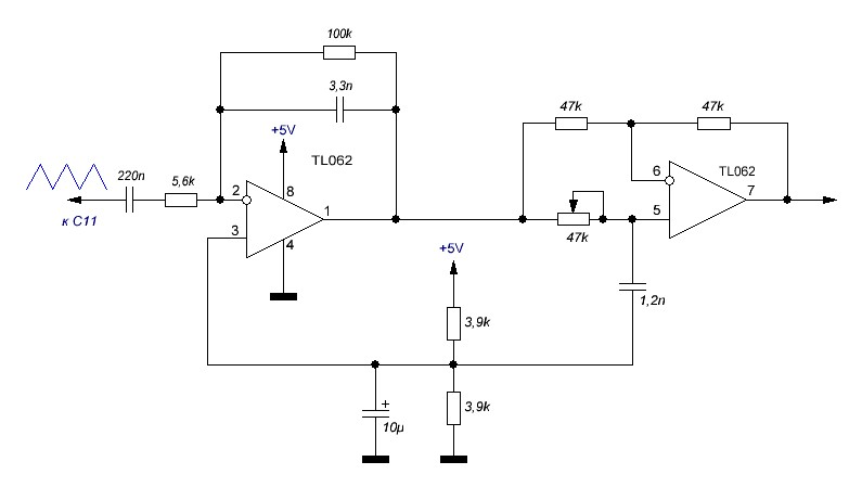 Если уж применять два стабилизатора, то можно попробовать и приемник запитать от 8-9в.  Попробовать поставить NE5534...